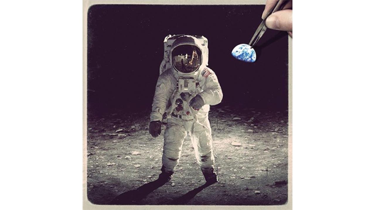 月面着陸を捏造しようとするチームを描いた映画「オペレーション・アヴァランチ」予告編
