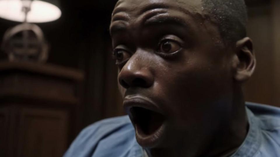画も恐ろしい人種差別を扱ったホラー映画「ゲット・アウト」予告編