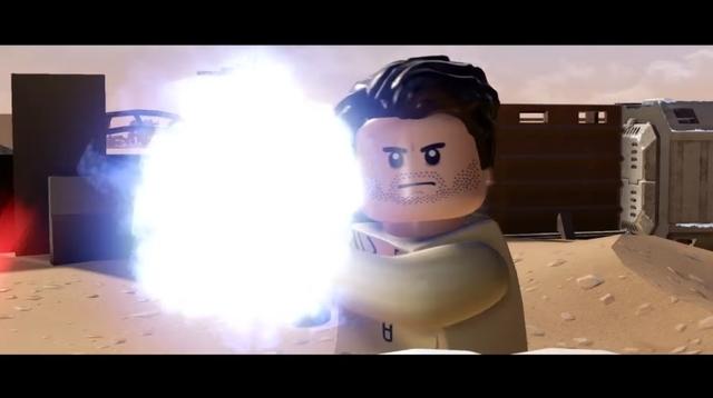 「スター・ウォーズ/フォースの覚醒」で墜落したポー・ダメロンが生きていた理由が「LEGO スター・ウォーズ」で明らかに