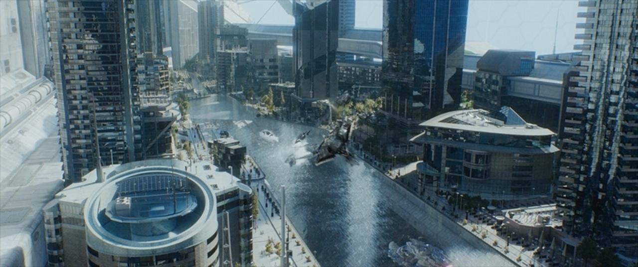 映画史上最も住みたい未来の街No.1はここだ!
