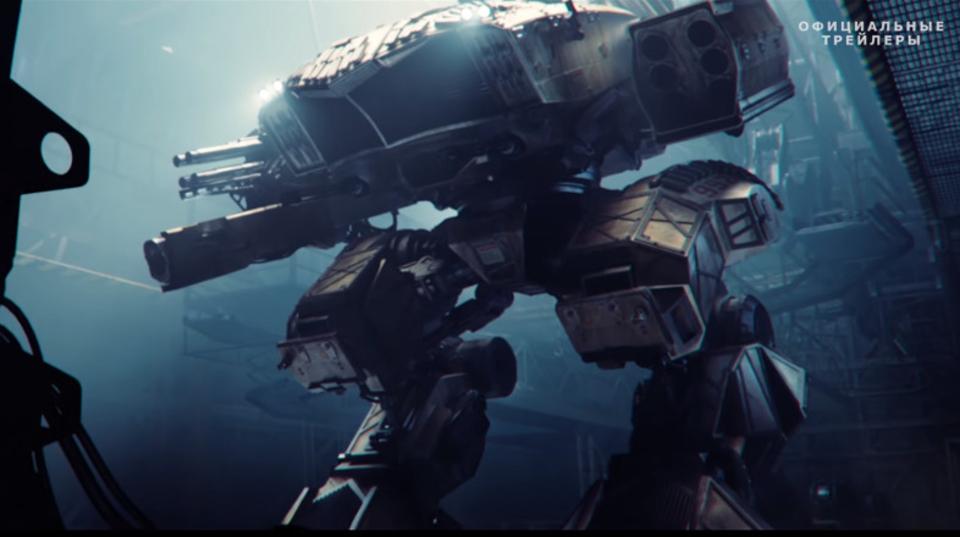 ロシア発の超カッコいいウォーカー型ロボット映画「ステーション88」