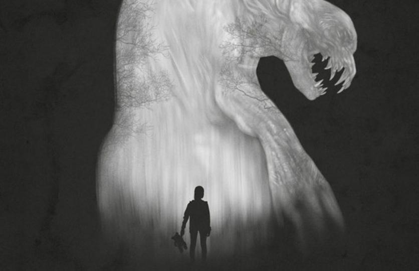 嵐の中に取り残された母娘を何かが襲う。映画「ザ・モンスター」予告編&ポスター