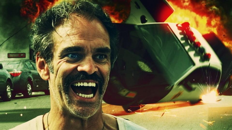 VR世界で本物のトレバーが過激に教える「GTA V」の生き残り方