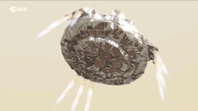 人類火星史がまた1歩前進! ヨーロッパとロシアのプロジェクトExoMarsが来週火星に到着