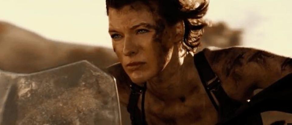 映画「バイオハザード:ザ・ファイナル」のトレーラー第二弾が公開
