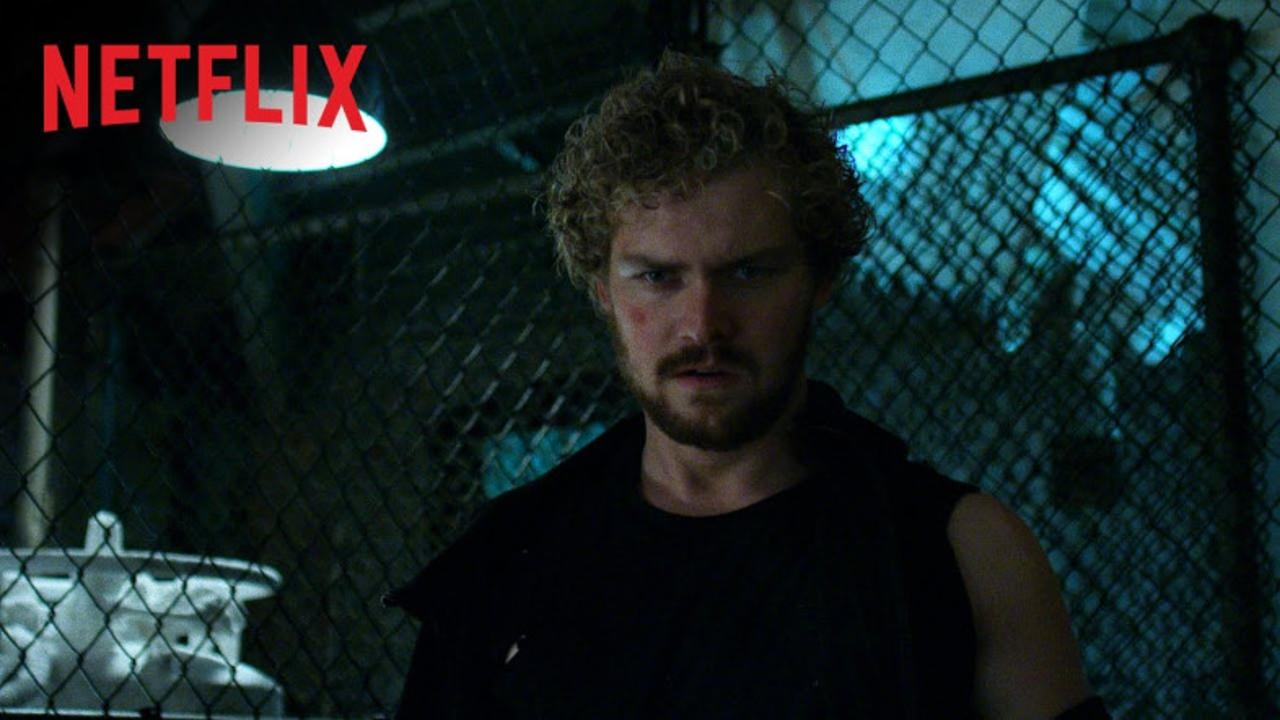 Netflix × Marvelのカンフー・ファンタジードラマ「アイアン・フィスト」予告編