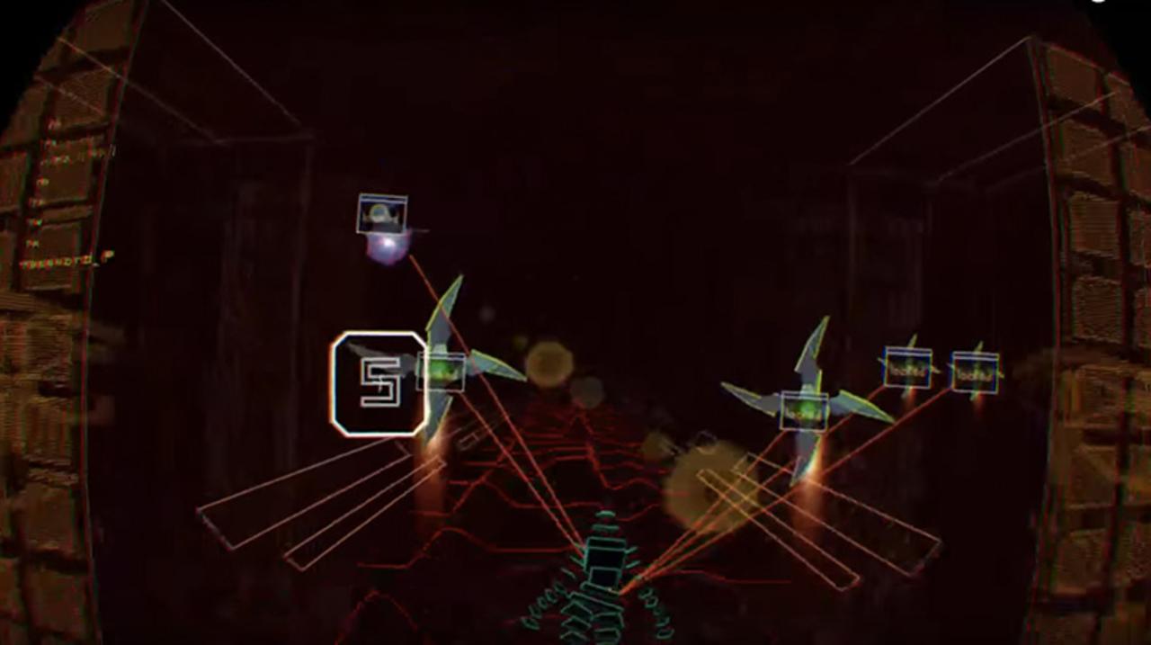 自宅で究極の電脳ダイブ体験。脳にクる全方位型シューティングゲーム「Rez Infinite」