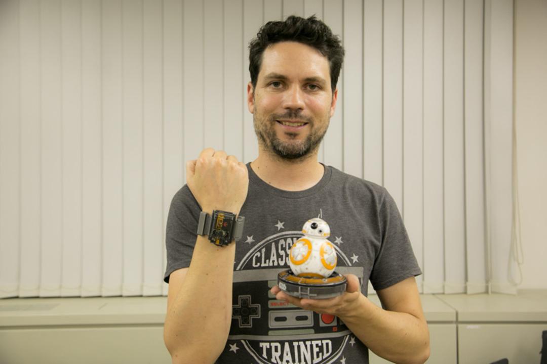 Sphero社の共同創業者イアン・バースティンにインタビュー。ロボットが家族の一員になる未来とは?