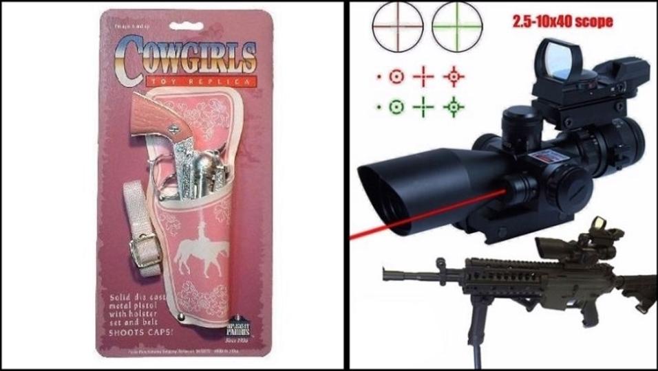 シカゴ市がレプリカ銃を規制。不思議なことに本物の銃は買えるけど、おもちゃはダメという事態に