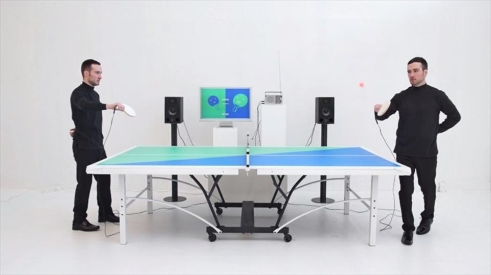 問われるピンポン力。卓球のラリーでテンポを制御する「Ping Pong FM」