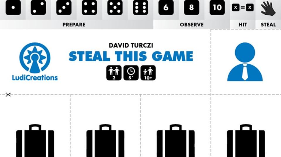 ゲーム即売会で売上金を盗まれた会社が翌日に「窃盗」をテーマにしたゲームを発表