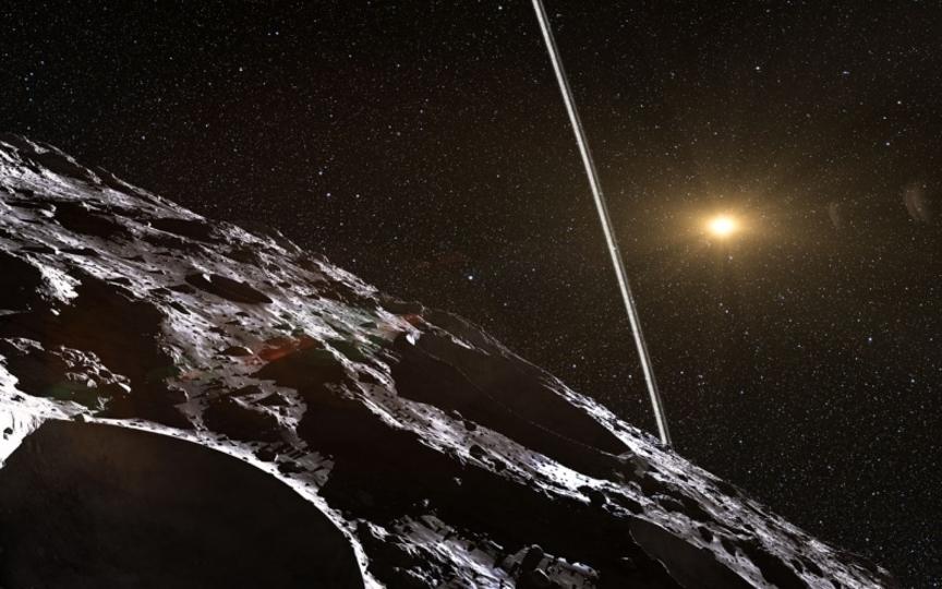 太陽系の「ケンタウルス族天体」が持つリングの謎が日仏の大学により解明