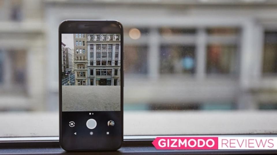 気になるGoogleスマホ「Pixel」を辛口レビュー!まだiPhone 7にはかなわないかな…