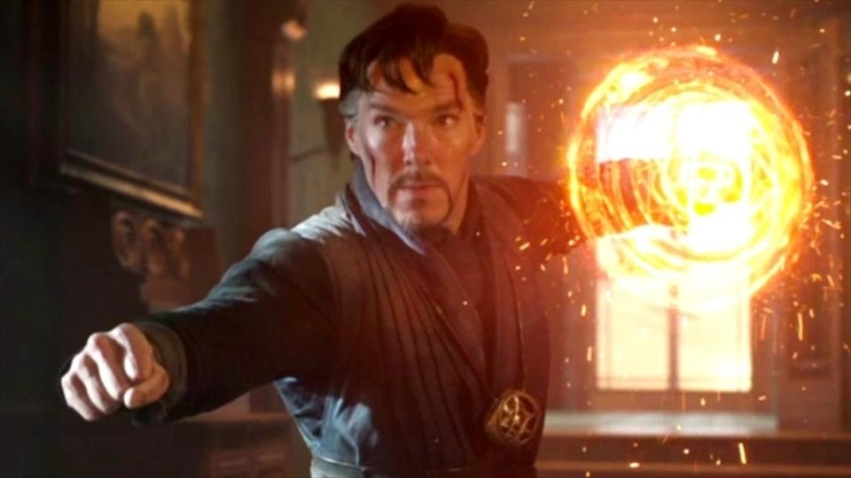 映画「ドクター・ストレンジ」の魔法で格闘する戦闘シーンが公開