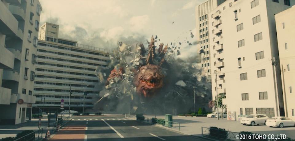 映画「シン・ゴジラ」のVFXの裏側。破壊シーンの数々はこう作られた