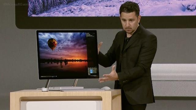 これがクリエイター向けの新「Surface Studio」デスクトップPCだ!3