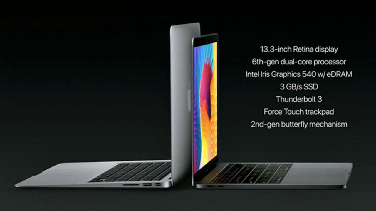 R.I.P. MacBook Air
