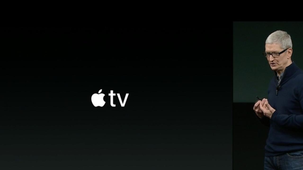 Apple TVに新アプリ、新機能が追加されますよ