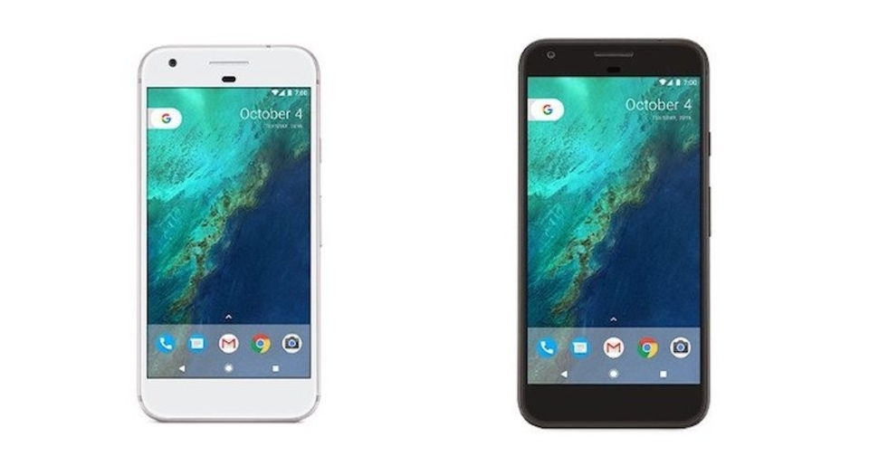 これがGoogleの新スマホ「Pixel」なの? まるでiPhoneみたい…