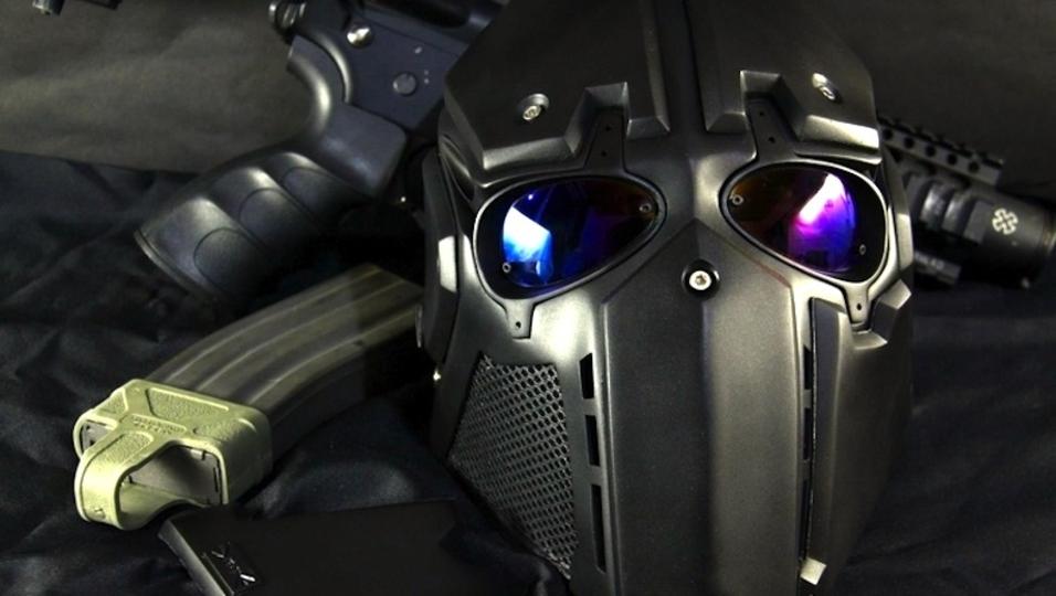 超クールなマスク「Ronin」でアポカリプスとヘッドショットに備えよう