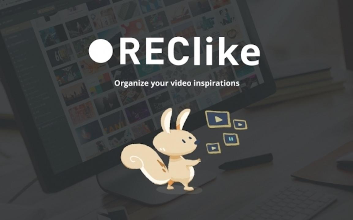 これからは動画のキュレーション! あらゆる動画をひとつのプレイリストにしてシェアできるサービス「REClike」