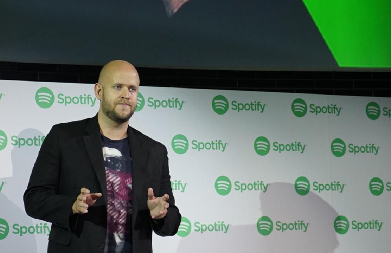 Spotify ダニエル・エクCEO直撃インタビュー。「フリーミュージックは誤解されている」
