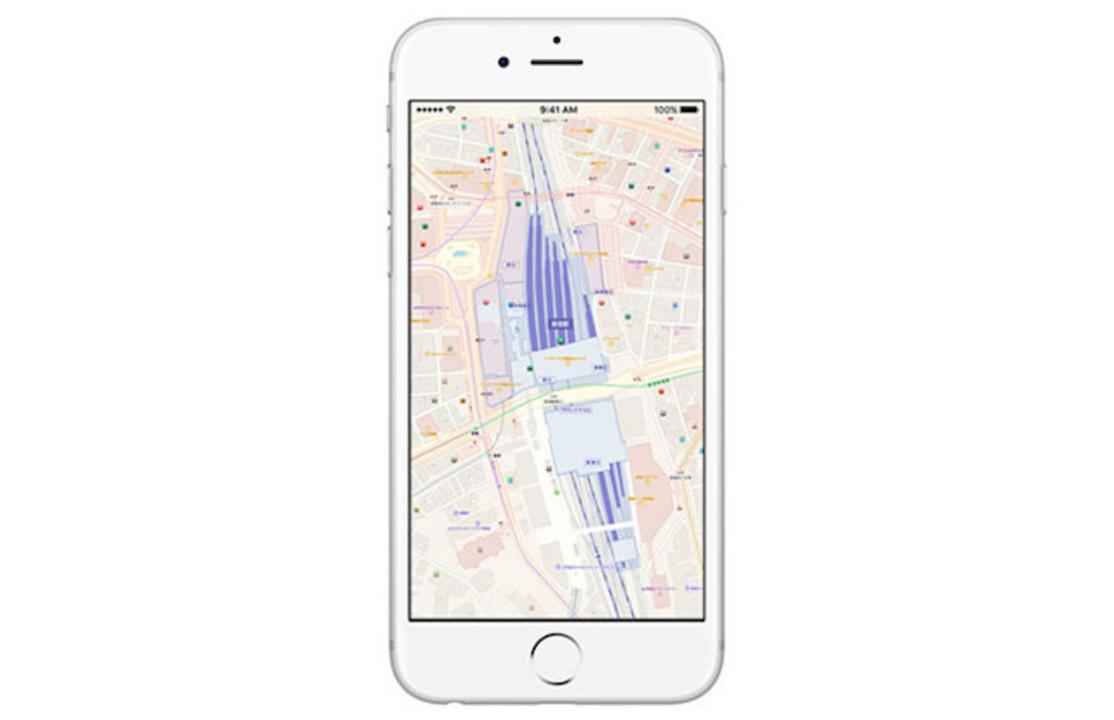 近日リリース!? iOS 10.1 ベータ版で国内乗換案内が利用できるみたい