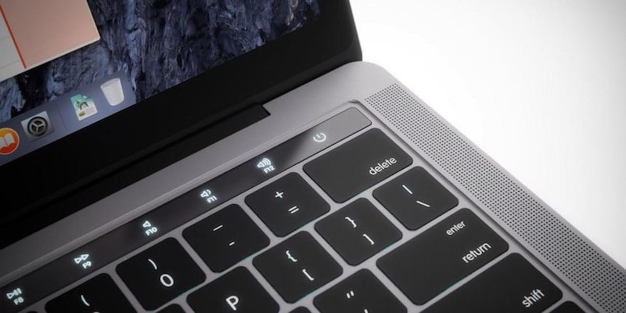 新型MacBook Proの有機ELバーは「Magic Toolbar」という名称に?