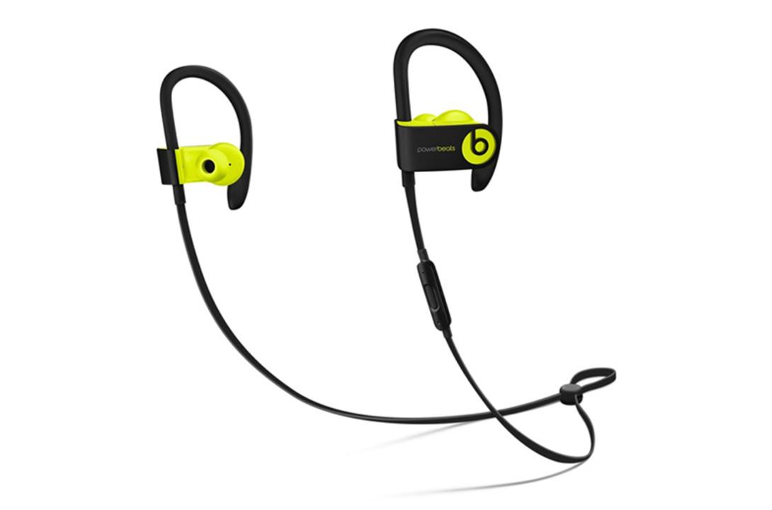AppleからW1チップ搭載ワイヤレスイヤホン、Beats「Powerbeats3 Wireless 」が販売開始
