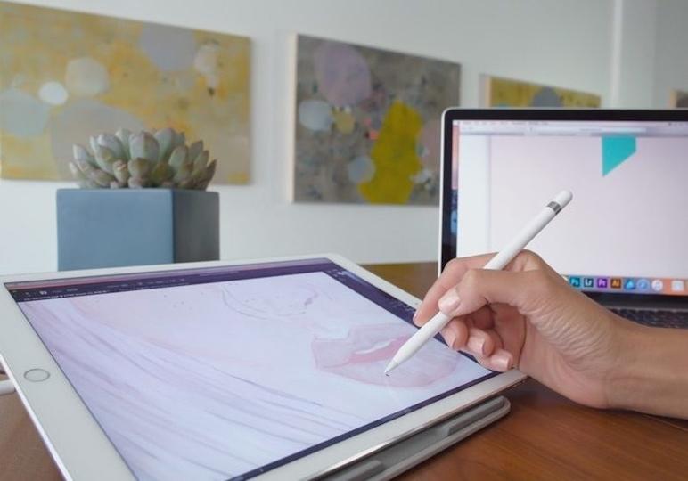 iPad外部ディスプレイアプリのDuet Displayに、お絵かき特化機能「Pro」が追加
