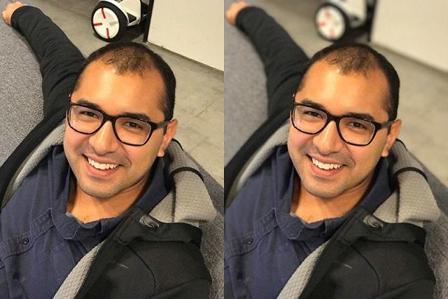 1 iPhone 7 Plusだけに許されたカメラの新機能「ポートレートモード」は時々おかしくなる