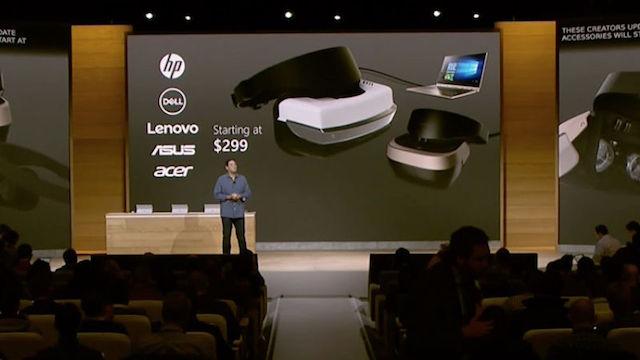 Windows 10アップデートと新ヘッドセットで、VRはより身近になる3