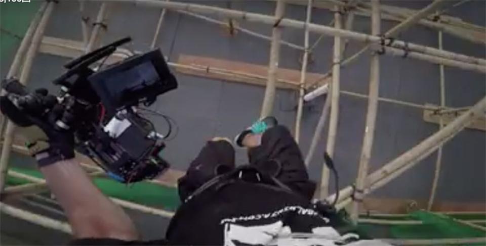 迫力映像の秘密はカメラマンにあり。Nike動画の舞台裏で暗躍する「ジンバル忍者」