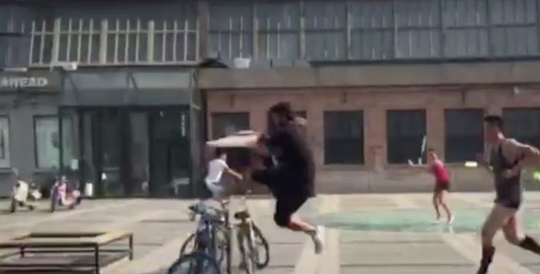 迫力映像の秘密はカメラマンにあり。Nike動画の舞台裏で暗躍する「ジンバル忍者」2