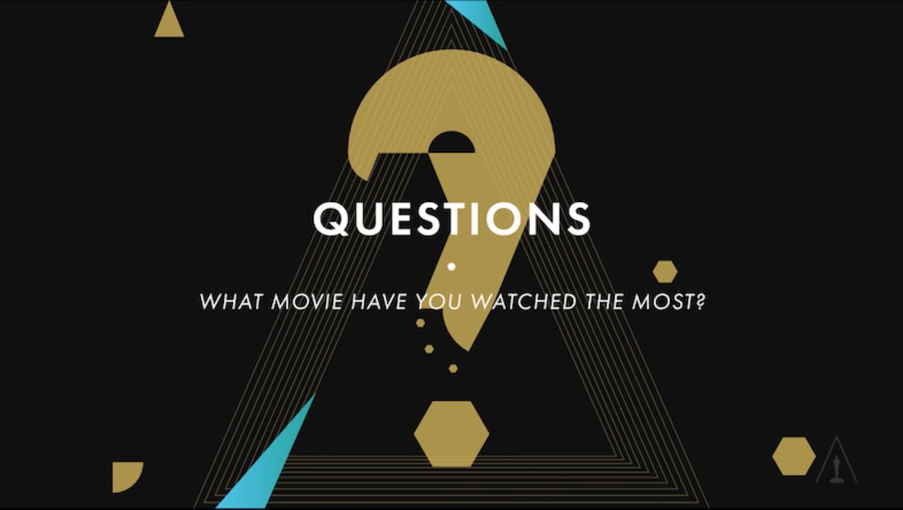 映画人に聞く「どの映画を1番見ましたか?」