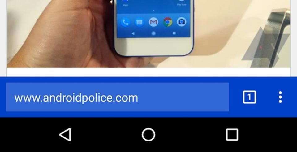 大きなスマホでも、片手でググれる! Chromeアプリの新機能「Chrome Home」とは?