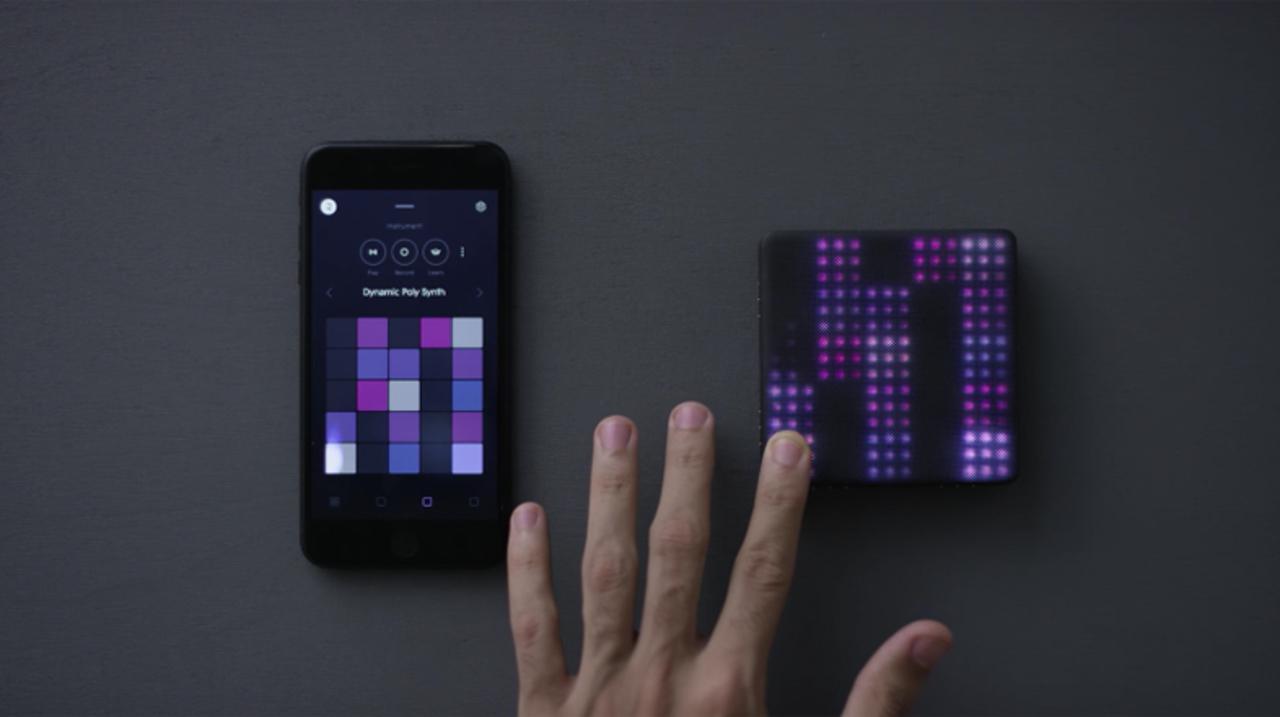 モジュール式楽器デバイス「Roli Blocks」は音楽制作をもっとモバイルにする