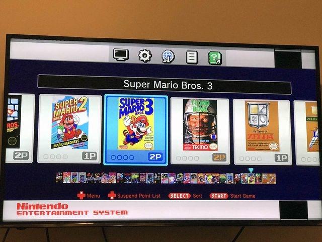 復刻ファミコン米版「NES Classic Edition」レビュー:ノスタルジア全開3