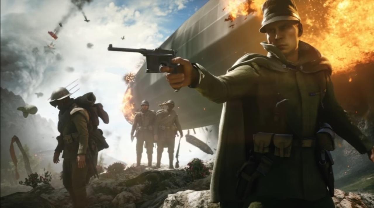 ゲーム『バトルフィールド1』は戦争が「地獄」であることを改めて教えてくれる設計