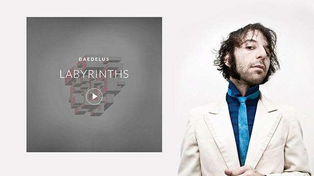 ヴィジュアルをリミックスしてくれ! 触れて楽しむインタラクティブなDaedelusのアルバム『Labyrinths』