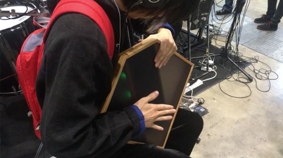 【2016楽器フェア・演奏編】見て感動、触ってもっと感動のユニーク楽器たち