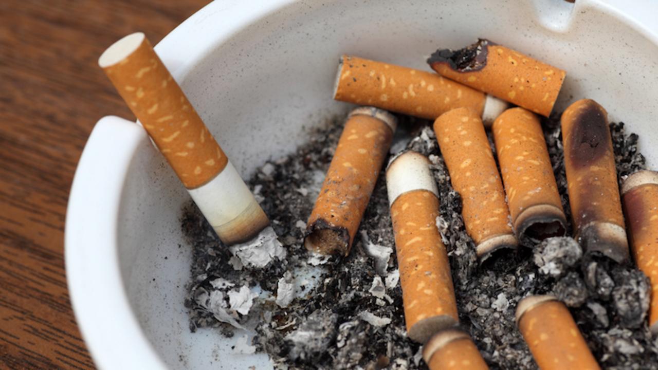 タバコを50本吸うごとに肺では1つのDNA変異が起きている