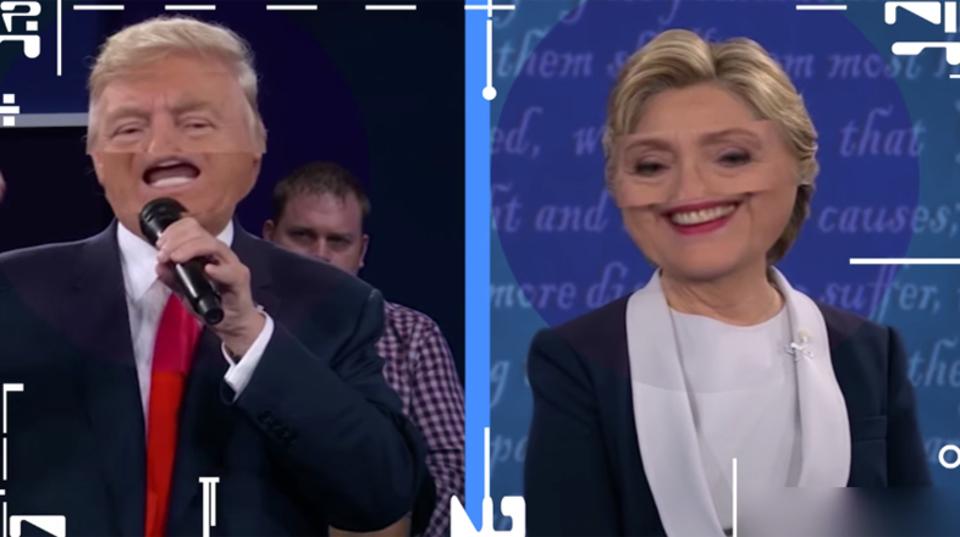 エイフェックス・ツインが米大統領選へ向けたメッセージを公開