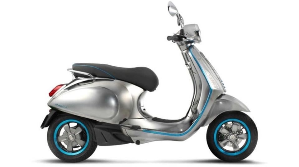 Vespaファン待望の電動スクーターモデルが発売へ