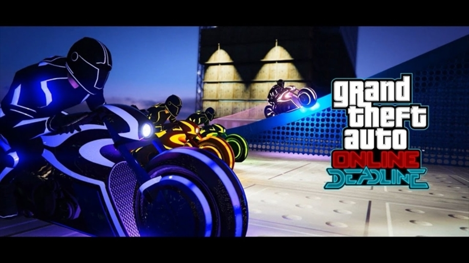 『GTAオンライン』にゲーム内が『トロン』の世界へ変わるモードが追加