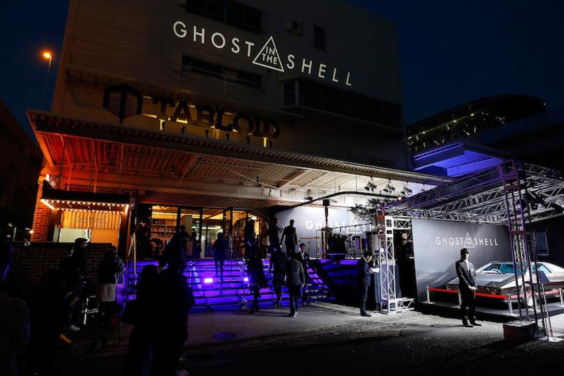 『攻殻機動隊』の実写映画『GHOST IN THE SHELL』のイベントで監督が登壇。今作は新しいチャプターになる?