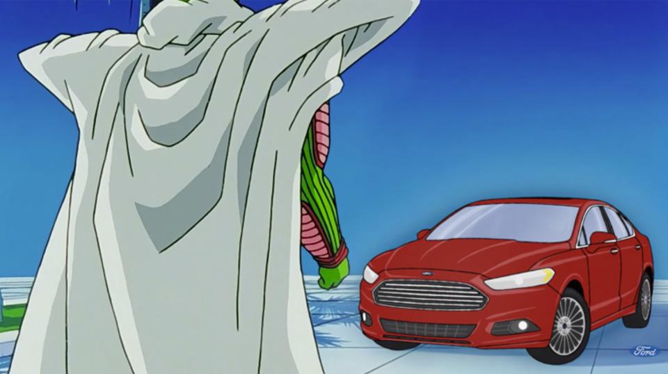 『美少女戦士セーラームーン』や『ドラゴンボール』のキャラがフォードのCMに登場!?