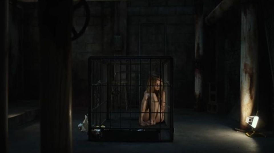 君はペット。怖すぎる監禁ホラー映画『PET』のトレイラーが公開