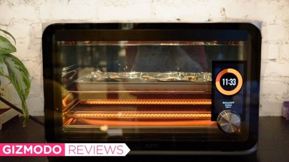 スマートオーブン「The June Oven」レビュー:GPU搭載、カメラ内蔵、お値段16万円