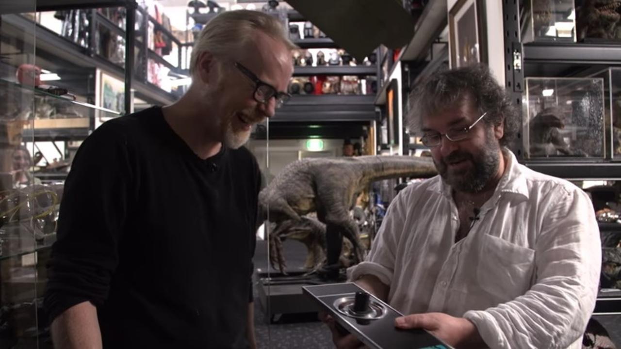 本物のHAL 9000が! ピーター・ジャクソン監督の隠れ家を訪問